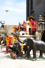 King Rama I Statue