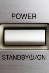 Power ON / Standby button