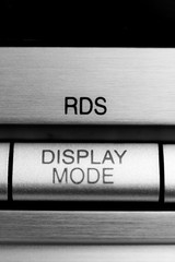 RDS display mode switch