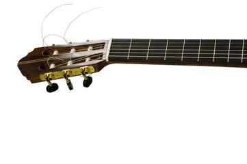 part of classical guitar