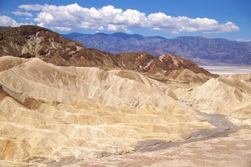 Zabriskie Point, Death Valley rocks!