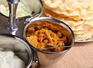 Indian Pickles & Poppadoms