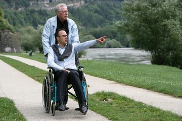Handicap Extérieur famille