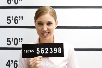 Prisoner with bad attitude
