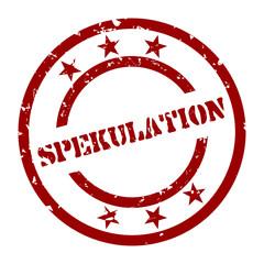 stempel spekulation I