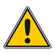 Panneau Signalisation Danger Jaune