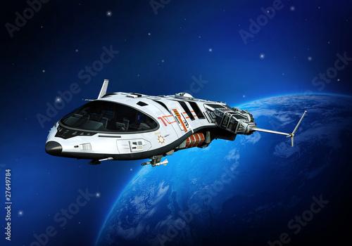 odlatujacy-statek-kosmiczny