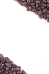 fair trade coffee beans frame