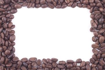 fair trade coffee bean frame