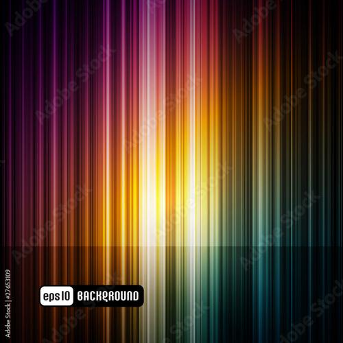 dunkler abstrakter Spektrumhintergrund