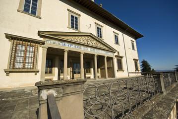 Toscana: la villa Medicea di Poggio a Caiano 3