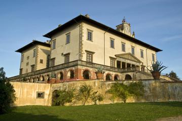 Toscana: la villa Medicea di Poggio a Caiano 6