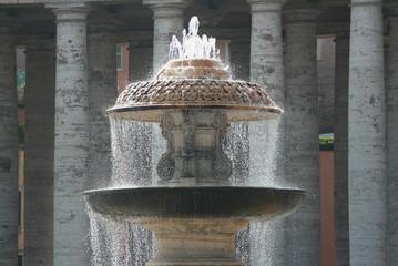 Brunnen Vatikan
