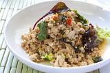 Thai Larb Chicken Salad