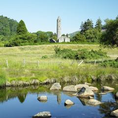 St. Kevin´s Monastery, Glendalough, County Wicklow, Ireland