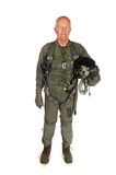 American veteran pilot poster