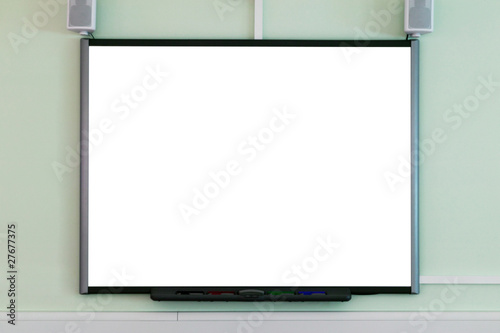 Interactive whiteboard - 27677375