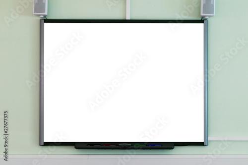 Interactive whiteboard - 27677375