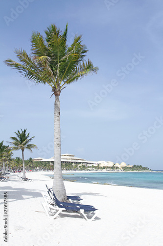 Riviera Maya Mexico Beach