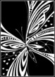 beautiful butterfly for design
