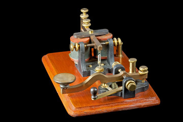 Antique Morse Key (c 1860)