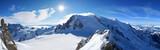 Fototapety Mont Blanc