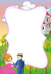 Prince and Princess Invitation
