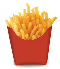 french fried chips