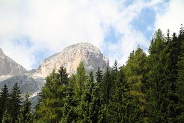 Dolomites of Fassa valley
