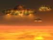 UFO - Unidentified Flying Object