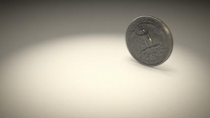 Quarter Spin
