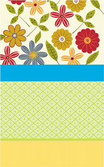 special occasion flower card