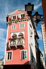 Old town house in Rovinj