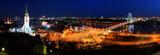 Bratislava cityspace - panorama z hradu
