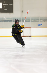 Ringette Player
