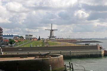 Vlissingen, Holland