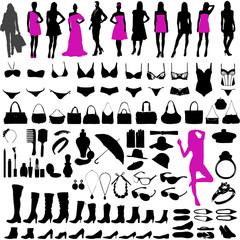 90 éléments de mode pour les femmes