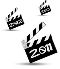 blackboard for new 2011 year
