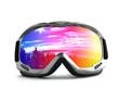 Ski sport glass