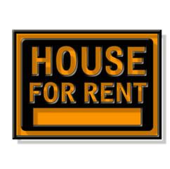 panneau maison à louer