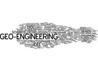 Geo-Engineering / Geo Engineering