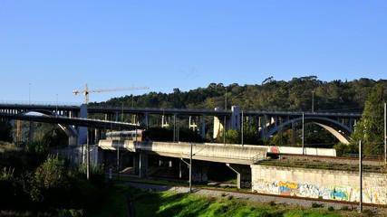 Portugal  train