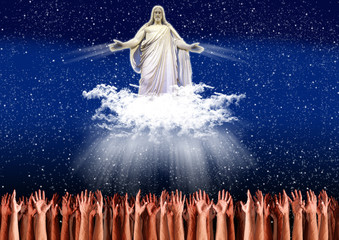 Gesù misericordioso per le anime