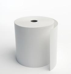 Standard POS receipt paper roll