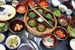 Leinwandbild Motiv Südkoreanische Küche