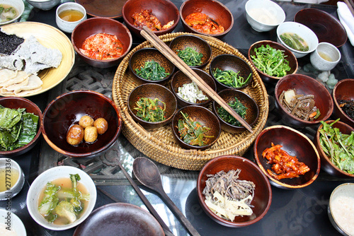 Fototapeten,essen,asien,küche,korea