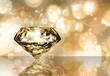Leinwandbild Motiv diamond