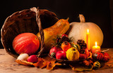 Happy Thanksgiving Still Life