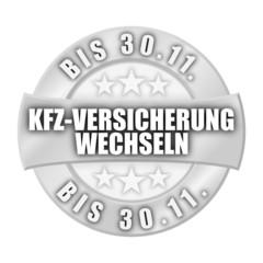 button light kfz-versicherung wechseln bis 30.11. I