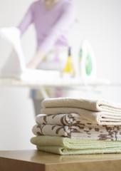 Bügelwäsche